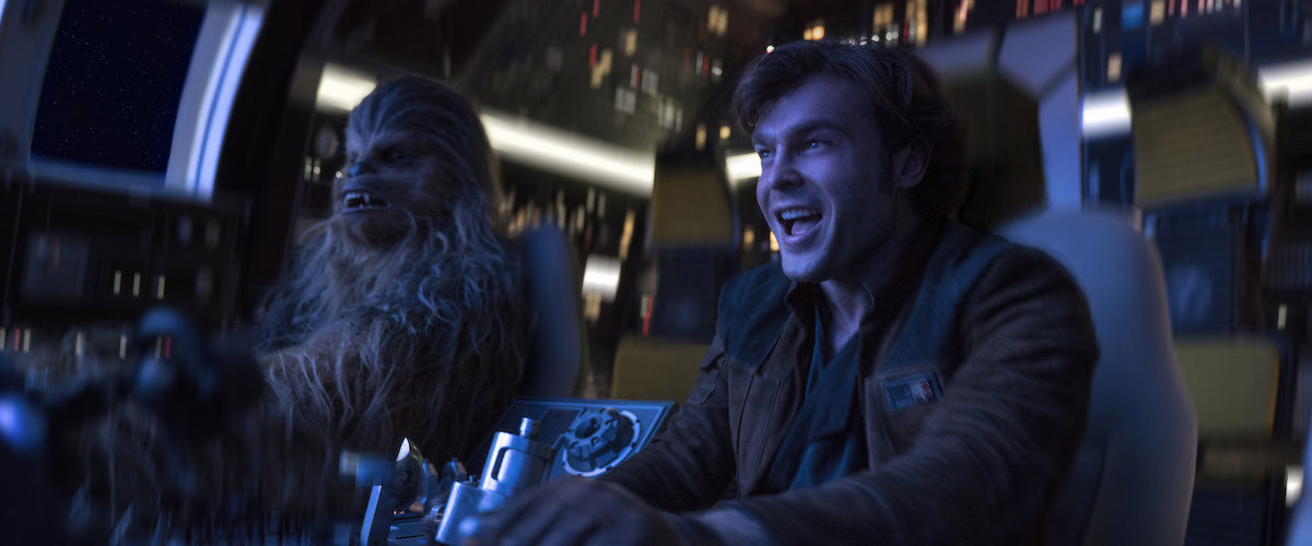Review: 'Solo: A Star Wars Story'