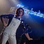'Rocketman' soars musically with a star-making turn by Taron Egerton