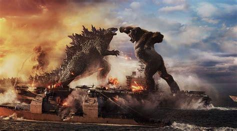 Godzilla vs. Kong: Let's Get Ready To Rumble !