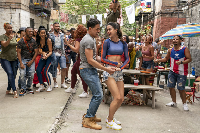 IN THE HEIGHTS SOARS IN SPECTACULAR FASHION